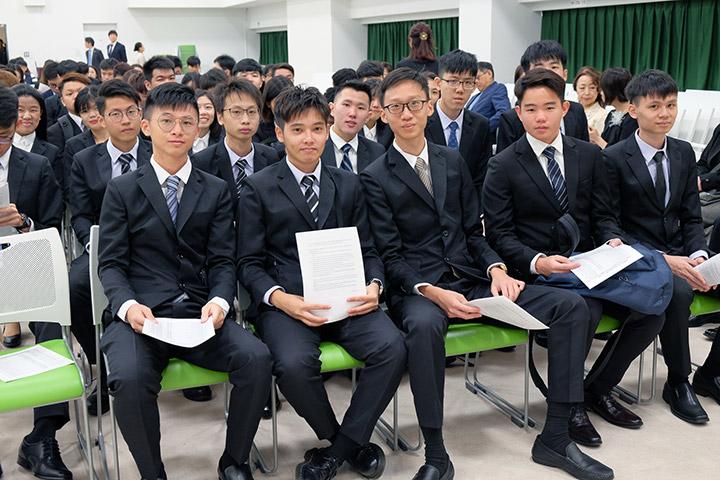 アジア学生文化協会 入学式